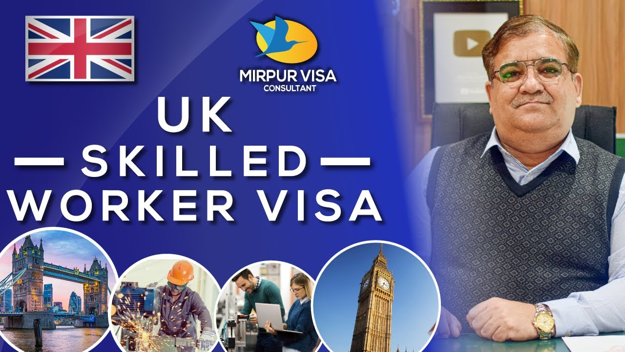 UK skilled work visa 2021 || easy work visa UK || UK work permit 2021 || Major Kamran ||
